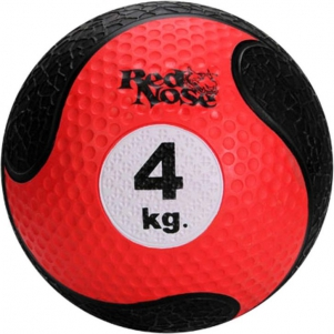 Medicine Ball Red Nose 4kg
