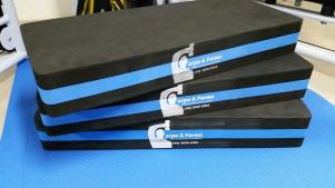 Step EVA 12cm - Medidas: C73 x L31 x A12cm - Kallango Fit