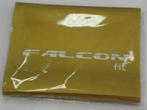 Faixa Elástica Ouro - Falcon Fit
