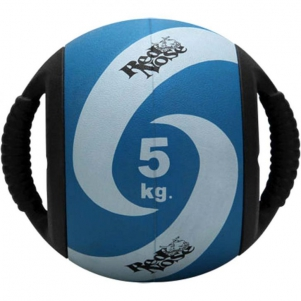 Medicine Ball com Alça 5kg - Red Nose