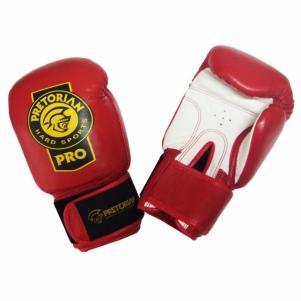 Luva de Boxe PRO - Couro 12 oz - Pretorian