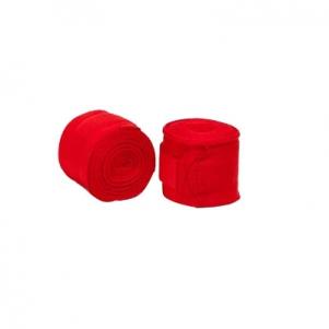 Bandagem Elástica ProAction Vermelha