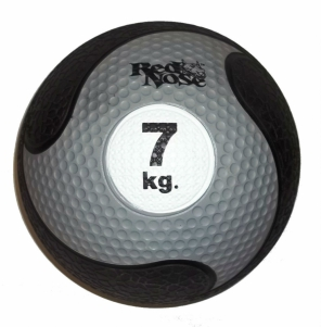 Medicine Ball Red Nose 7Kg
