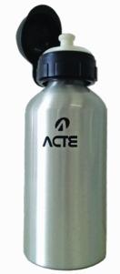 Squeeze Alumínio 500ml Prata - Acte