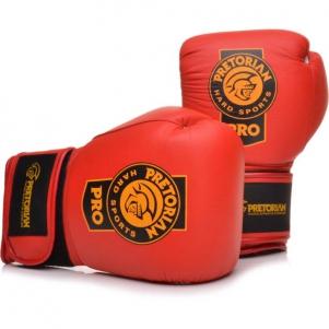 Luva de Boxe PRO - Couro 16 oz - Pretorian