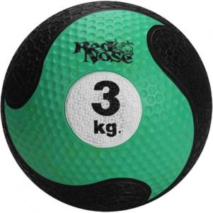 Medicine Ball Red Nose 3kg