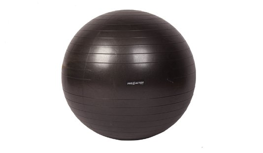 Gym Ball 75cm Preta - Proaction