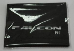 Faixa Elástica Preta - Falcon Fit