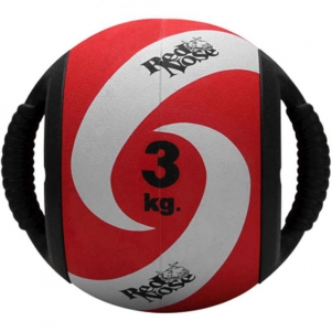 Medicine Ball com Alça 3kg - Red Nose