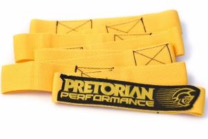 Tira de Alongamento Strech Strap - Pretorian Performace