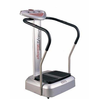Plataforma Vibratória Crazy Fit Massageadora - Oneal