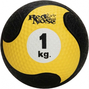 Medicine Ball Red Nose 1kg