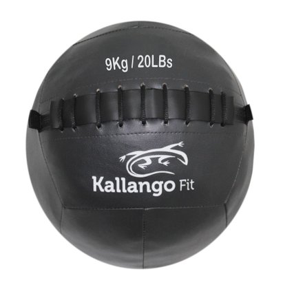 Wall Ball 9kg / 20 Libras - Kallango Fit