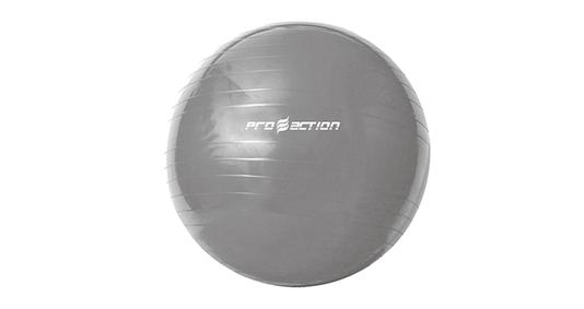 Gym Ball 65CM Cinza - Proaction