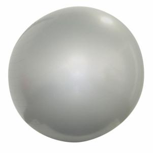 Gym Ball 75cm Cinza - Falcon Fit