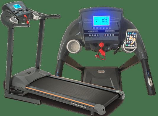 Esteira Ergométrica Evolution EVO 2500 - c/ Programa Automático