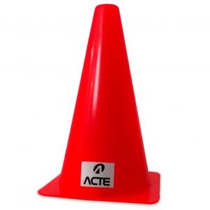 Cones de Agilidade 23cm - 10 unidades - Acte