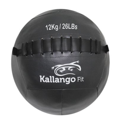 Wall Ball 12kg / 26 Libras - Kallango Fit
