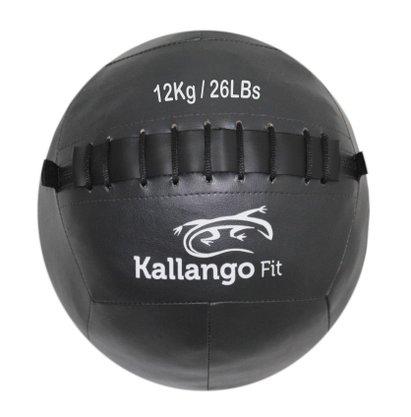 Wall Ball 12kg / 26 Libras - Kallango Fit
