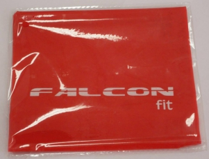 Faixa Elástica Vermelha - Falcon Fit