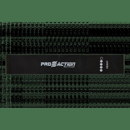Mini Band Preta Intensidade Forte Proaction