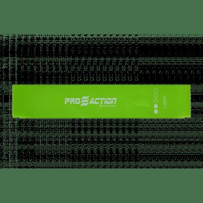 Mini Band Verde Intensidade Leve Proaction
