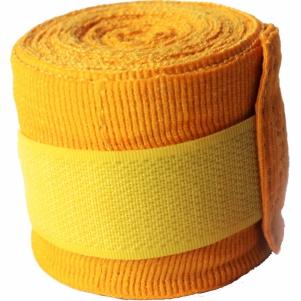 Bandagem Elástica ProAction Amarela