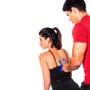 Massageador Manual com 4 ESFERAS AZUL - Acte