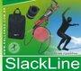 Slackline C/ Mochila 10 mts - Kallango