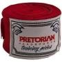 Bandagem Elástica Pretorian 3M Vermelha