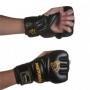 Luva de MMA Preta M - Pretorian